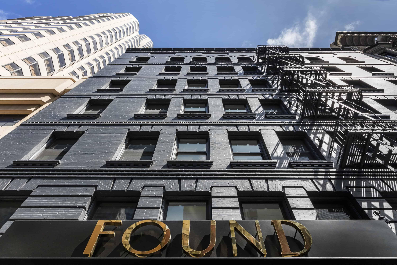 FOUND Hotel San Francisco Exterior