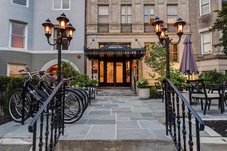 Dupont Circle Embassy Inn