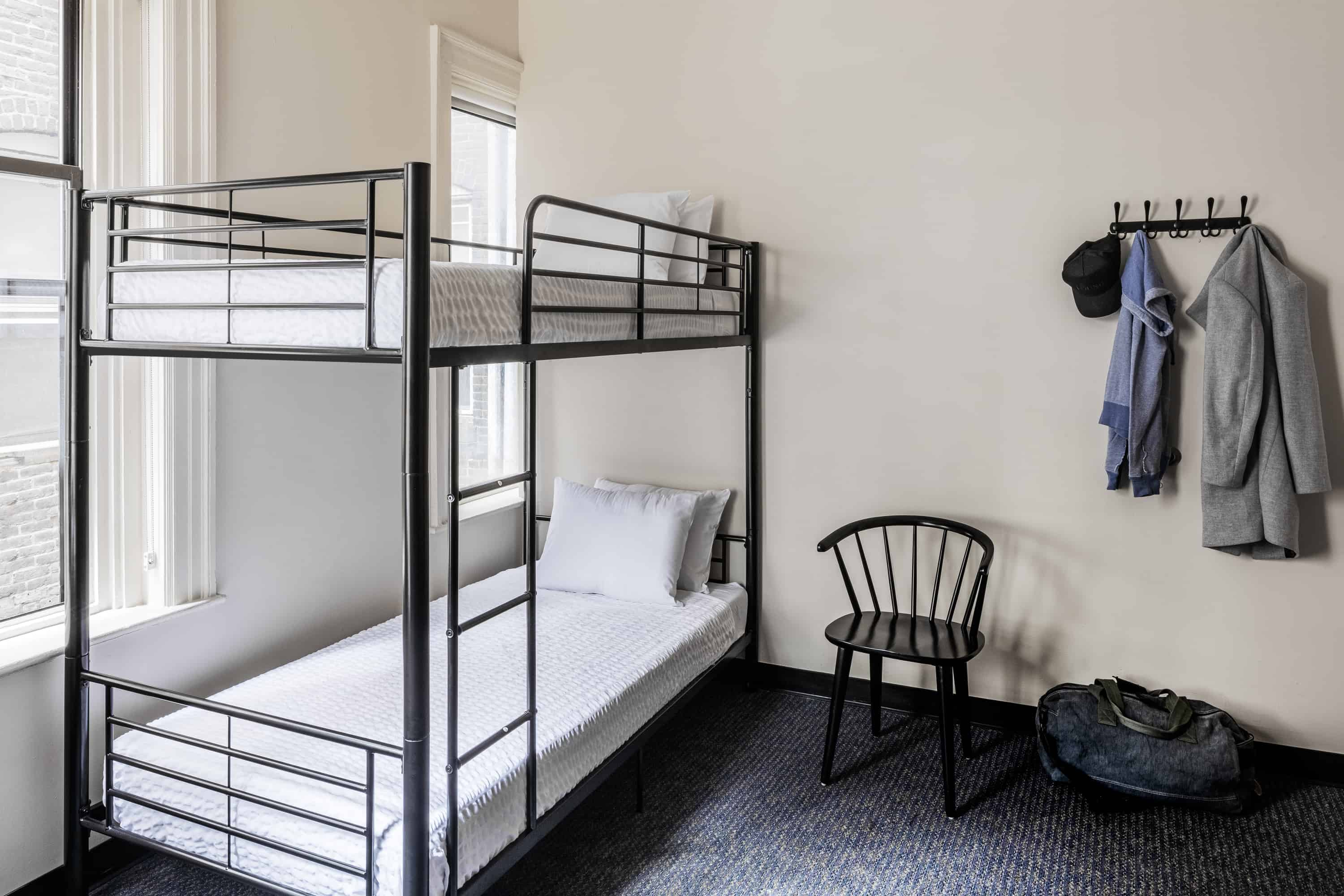 Boston Fenway Inn by FOUND - Rooms - Double or Twin Room with shared bathroom