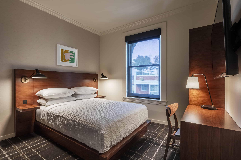 FOUND Hotel San Francisco - Room - Superior Queen Room